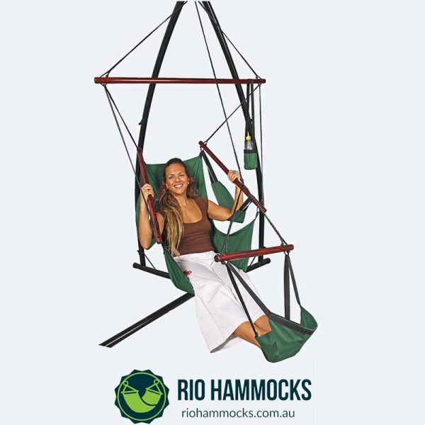 Canvas Hanging Chair - 2