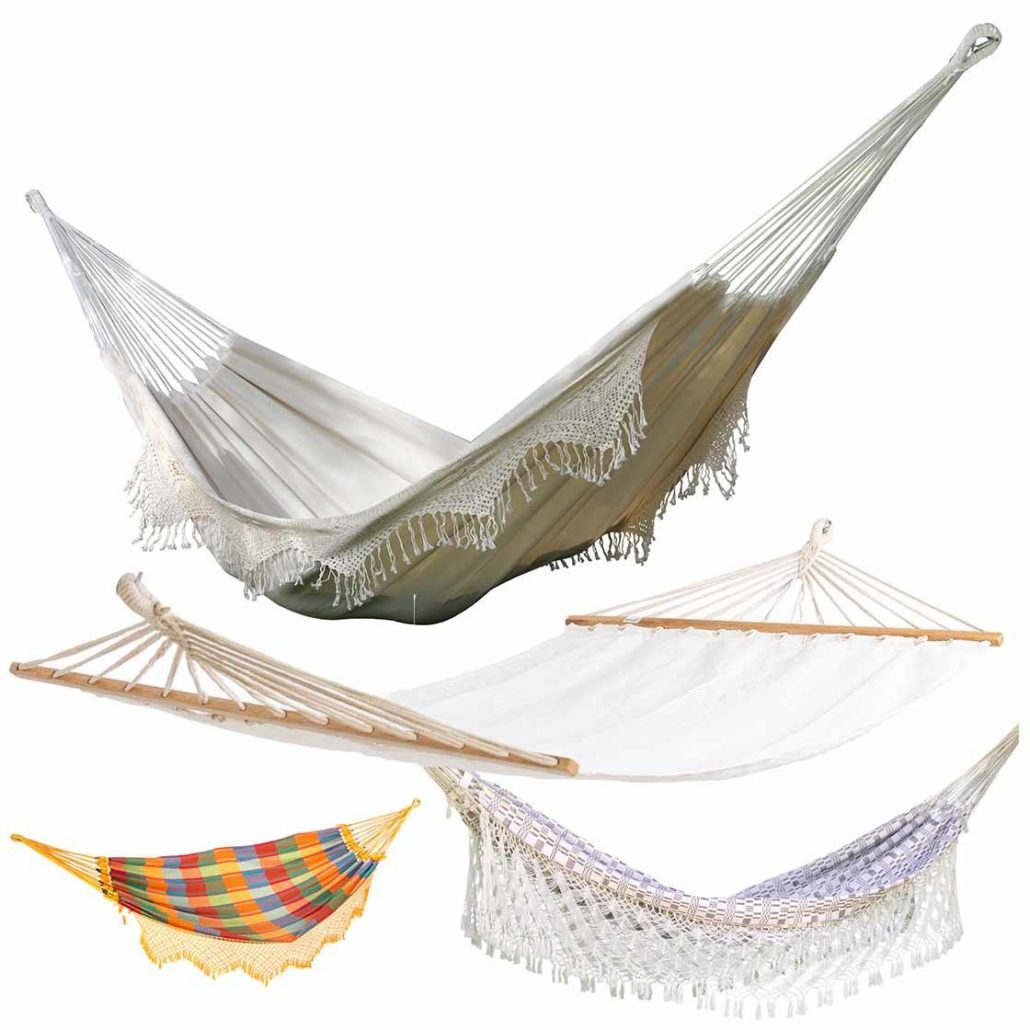 Deluxe Spreader bar hammock