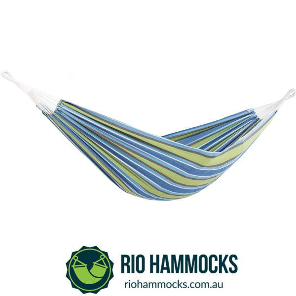 Brazilian Style Hammock - Double (Oasis)
