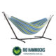 Vivere's Combo - Double Oasis Hammock with Stand (250cm)