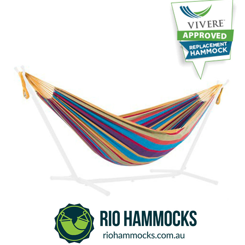Replacement Hammock Combo - tropical